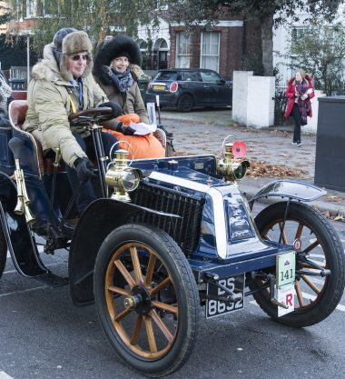 London to Brighton Veteran Car Rally