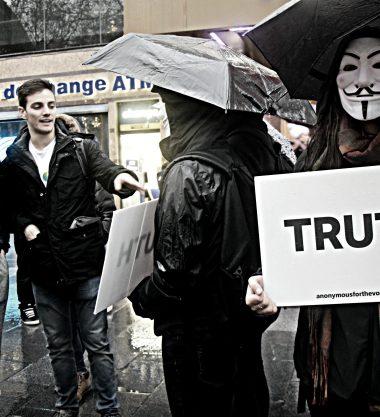 Pro-Vegan Demonstration