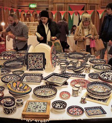 Palestinian Christmas Market 2017