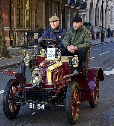 London to Brighton Veteran Car Run 2017