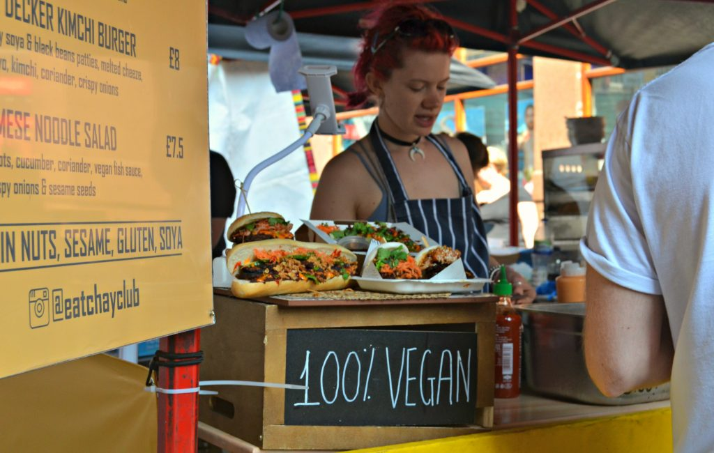 Soho Vegan Market
