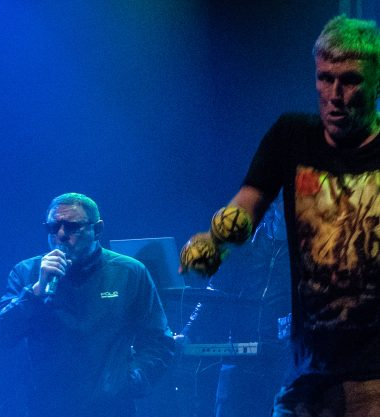 Happy Mondays at Roundhouse