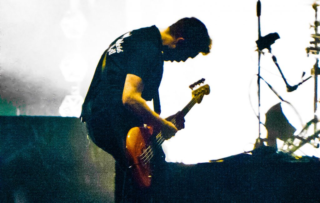 Royal Blood at Alexandra Palace