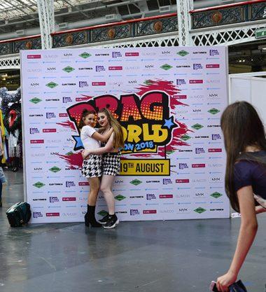 Drag World 18-19 August London
