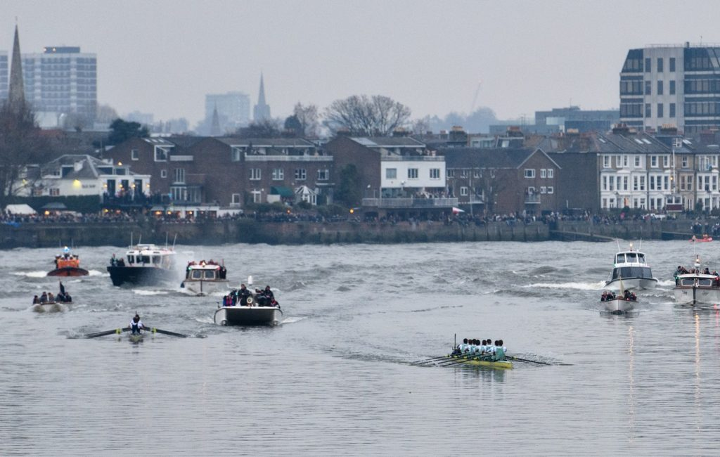 Oxford & Cambridge Boat Race 2018