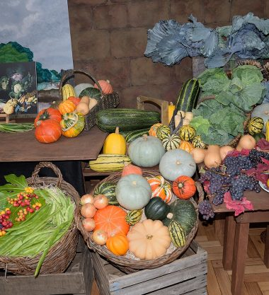 RHS Harvest Festival Show