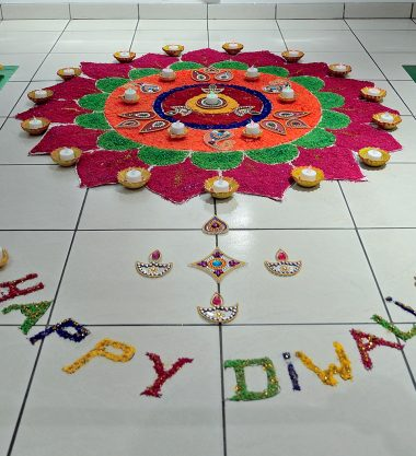 Brahma Kumaris Diwali