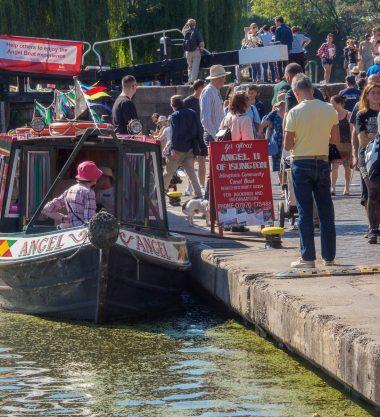 Angel Canal Festival