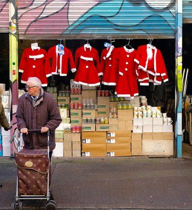 Shoreditch Sunday Market